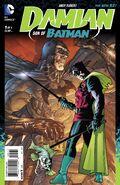 Damian - Son of Batman Vol 1-1 Cover-1
