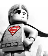 Legobatman2DCSH Superman