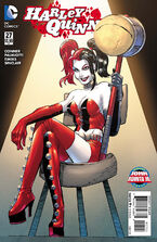 Harley Quinn Vol 2-27 Cover-2