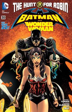 Batman and Robin Vol 2-30 Cover-1