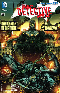 Detective Comics Vol 2-23 Cover-1