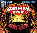 Batman and Robin (Volume 2) Issue 2
