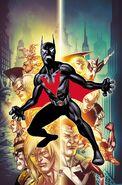 Batman Beyond Vol 6-1 Cover-1 Teaser