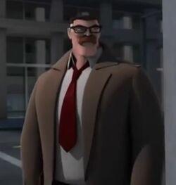 James Gordon Beware the Batman