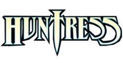 Huntress vol3 logo