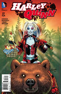 Harley Quinn Vol 2-27 Cover-3