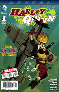 Harley Quinn Vol 2 Annual-1 Cover-2