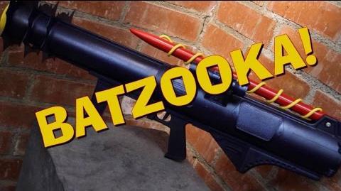 The Beat of the Bat- Personal Perk 3- Batzooka!