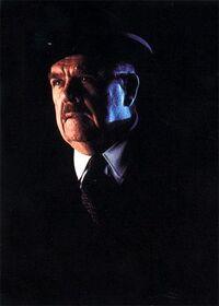 James Gordon Pat Hingle