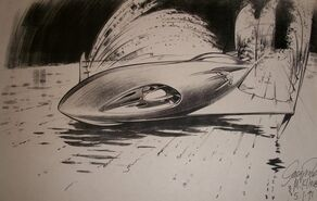 SkiboatIllustration