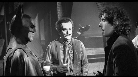 Tim Burton talks 'Batman' & Joker in rarely seen 1989 interview