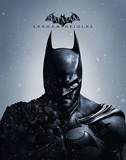 Batman Arkham Origins cover