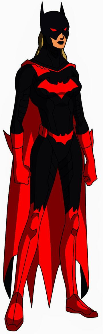 Batgirl Beyond