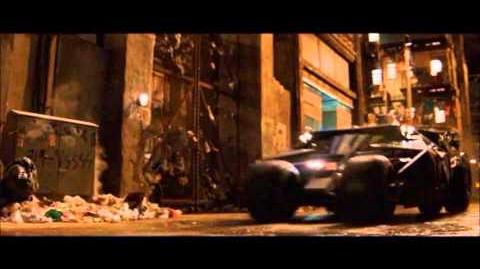 The Batman Live Action Intro (The Dark Knight Rises)