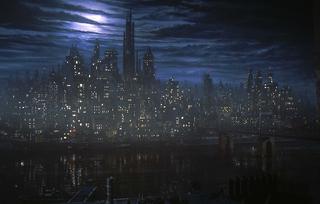 Gotham city tb