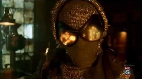Gotham 2x06-Bridgit Pike -FireFly- kills her brothers