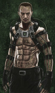 Tom hardy as bane by salvation series-d37o0d1