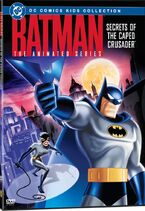 Secrets of the Caped Crusader DVD