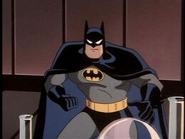 On Leather Wings 36 - Batman