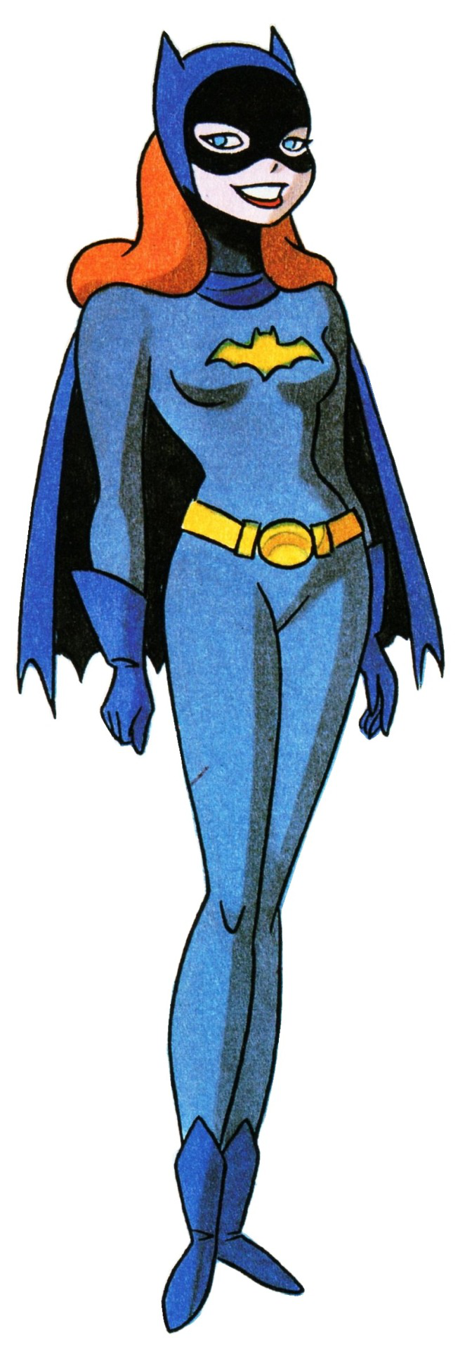Batgirl Design