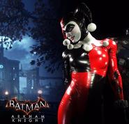 Harley Arkham Knight