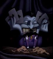 Joker's hideout