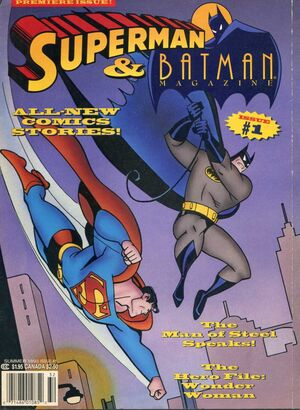 Superman & Batman Magazine