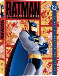 BTAS Vol 1 DVD