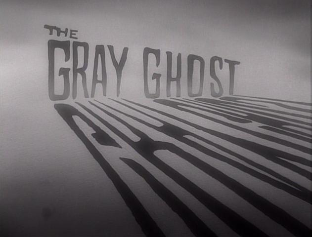 Resultado de imagen para beware the gray ghost