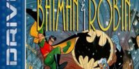 The Adventures of Batman & Robin (Mega Drive/Genesis)