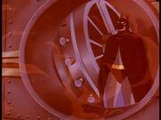 NtF 15 - Batman with gas mask