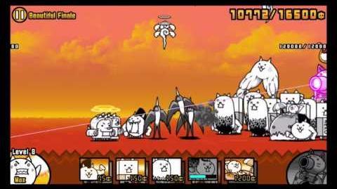 The Battle Cats - Beautiful Finale