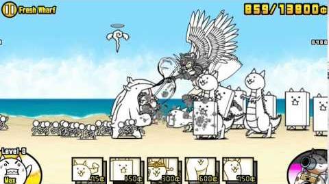 The Battle Cats - Fresh Wharf - Played by Nurse Wuffa