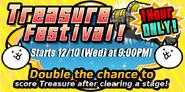 Treasure festival en