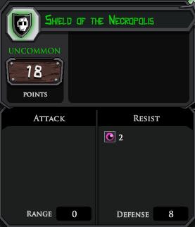 Shield Of The Necropolis profile