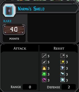 Narmns Shield profile