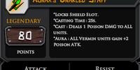 Xonax's Gnarled Staff