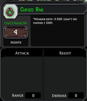 Cursed Ring profile