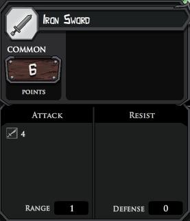 Iron Sword profile