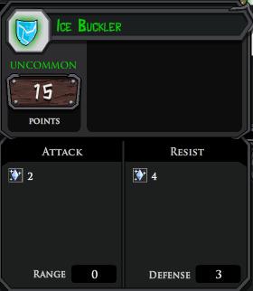 Ice Buckler profile