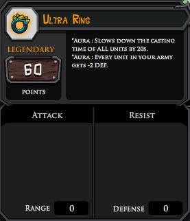 Ultra Ring profile