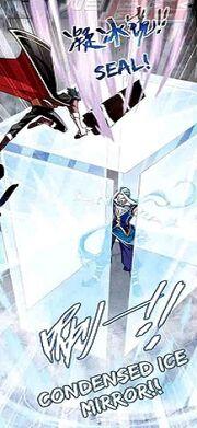 Condensed Ice Mirror1