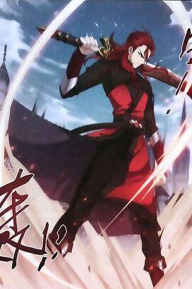 Wu Hao (Blood Ashura)