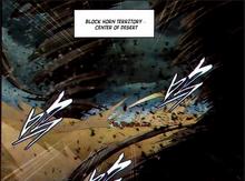 Black Horn Territory