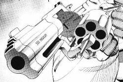 BAALO07 87 .500 Magnum
