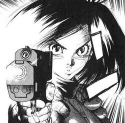 BAA06 136 TUNED pistol