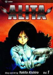 Rusty Angel 2nd issue cover