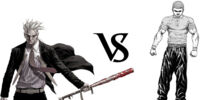 Kitano Ken vs. Kiichi Miyazawa