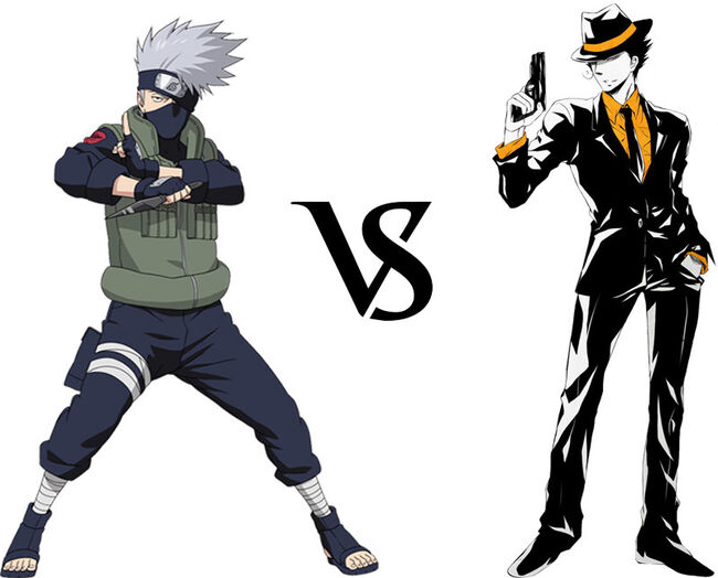 Kakashi vs. Reborn