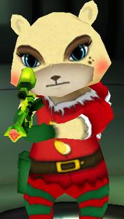 Santas lil sniper